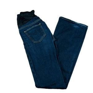 Citizen Of Humanity Flare Leg Maternity Jeans Size